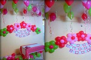 Birthday Decoration at Home 1000+ Simple Birthday