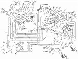 Ez Go Golf Cart Wiring Diagram Gas Engine