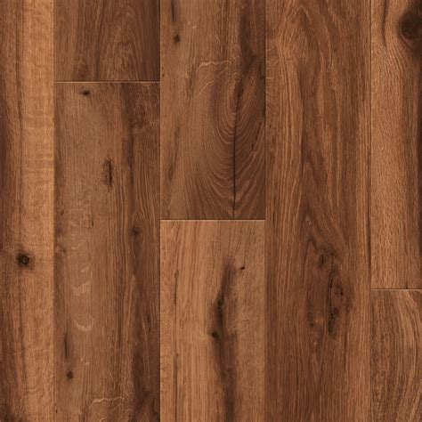 Dark Knotty Oak Laminate Flooring   Designer Floor Planks