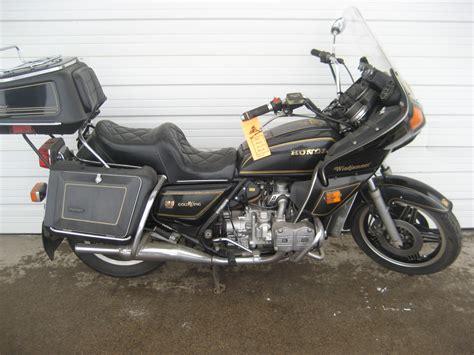 1980 Honda Gl1100 Goldwing K3404