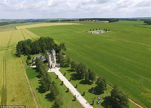 100 Years Later Scarred Landscape From Battle Of The