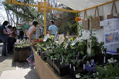 Botanischer Garten Berlin Pflanzenmarkt by Festivals Michael Chausen