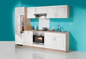 Kuchenzeile tilda inkl elektrogerate mit edelstahl for Küchenzeile inkl elektroger te