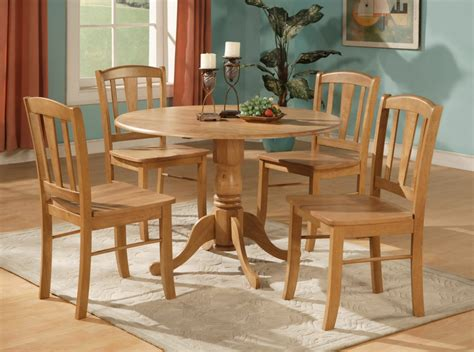 furniture kitchen sets 5pc dinette kitchen dining set table and 4 chairs ebay