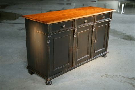 kitchen island made from reclaimed wood custom made black kitchen island from reclaimed pine