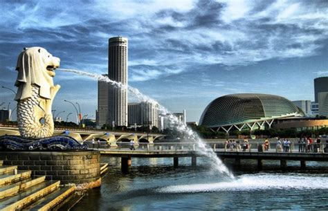 tempat wisata  singapura   terkenal