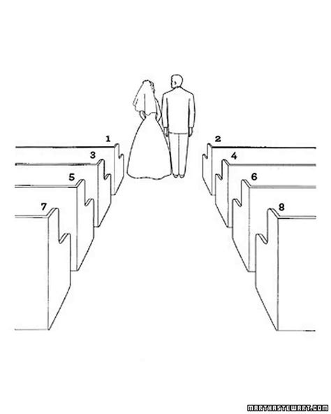 Diagram Your Big Day: Christian Wedding Ceremony Basics