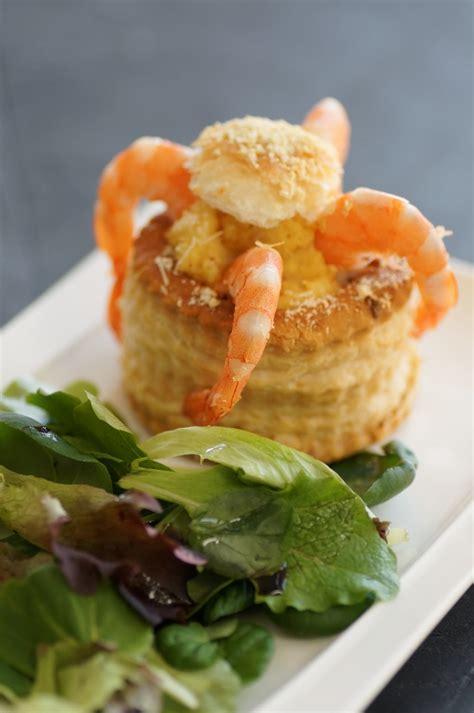 cuisines et vins de recettes recette vol au vent aux fruits de mer