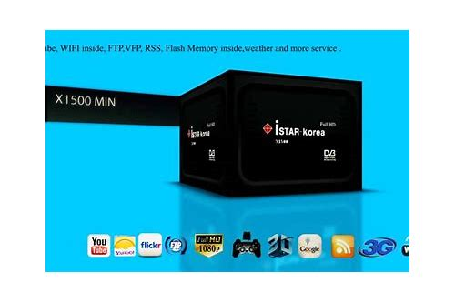 Istar a8000 plus code free download