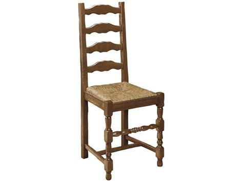 assise de chaise paille chaise en hêtre massif avec assise en paille positano
