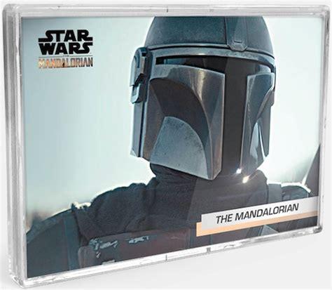topps star wars  mandalorian trailer checklist