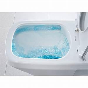 Starck 3 Wc : duravit sp lrandloses wand wc set starck 3 mit wc sitz tiefsp ler wei bauhaus ~ Orissabook.com Haus und Dekorationen