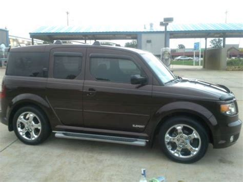automobile air conditioning service 2007 honda element electronic valve timing buy used 2007 honda element sc sport utility 4 door 2 4l in conway arkansas united states for