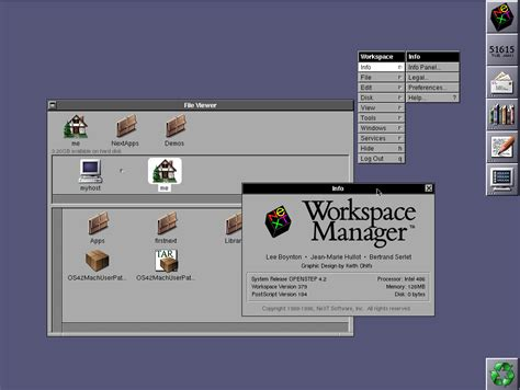 Openstep Driverlayer Search Engine