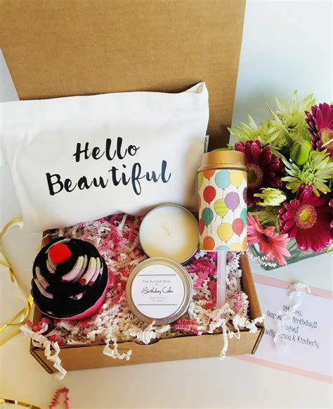 birthday present for my best birthday gift basket best friend birthday gift birthday gift 19314