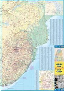 Carte routière Afrique Australe au 1/2.2M - ITMB ...