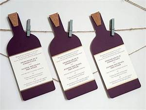 19 best vineyard grape theme wedding invitations images With handmade wedding invitations cork