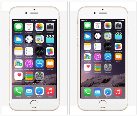 iphone 6 icons living with the apple iphone 6 term review