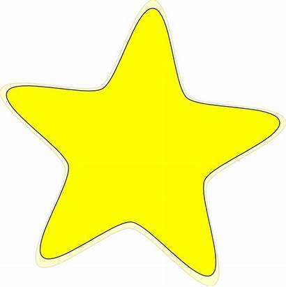 Yellow Star Clip Clipart Stars Animated Vector
