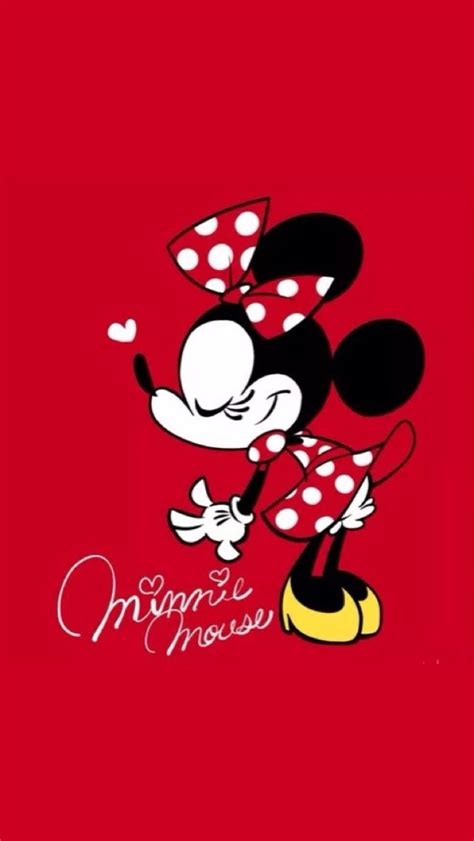 Mouse Wallpaper Vintage Iphone Minnie