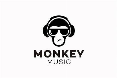 Dj Podcast Simple Monkey Creative Templates Head