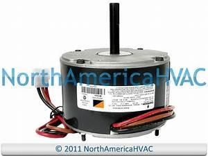 Icp Heil Tempstar Emerson 1  5 Hp 230v Condenser Fan Motor