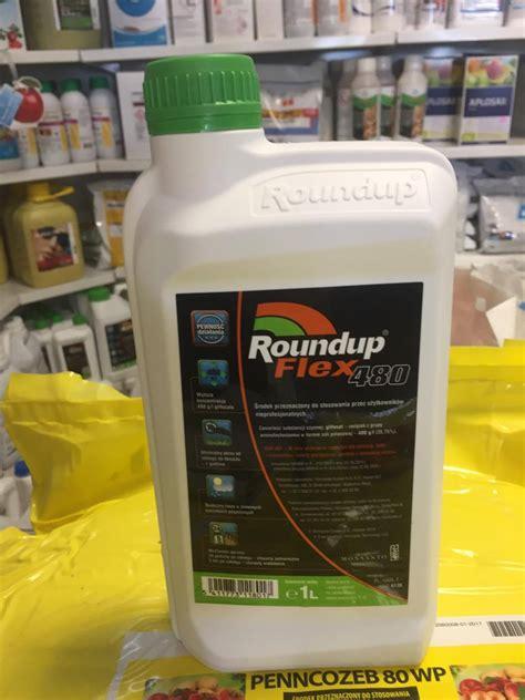 roundup flex 480 mischverhältnis tabelle roundup flex 480 sl 1l agrotech