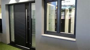 galerie fenetres baies weigerding With porte d entrée pvc avec fenetre panoramique