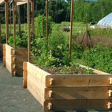 Farmstead Raised Garden Bed Eartheasycom