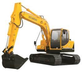 Construction Equipment Excavator