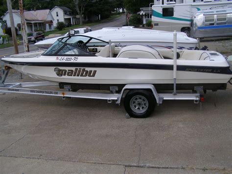 Malibu Sportster Lx 2001 For Sale For $12,500 Boatsfrom