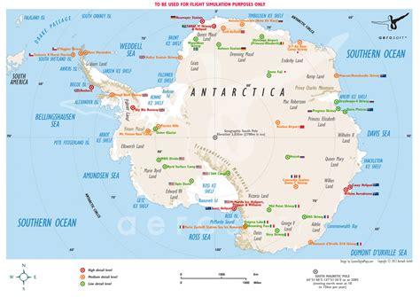 Antarctica X Navigations-Karte - Neuerscheinungen und ...