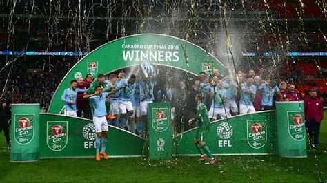 Manchester City Carabao Cup Fixtures