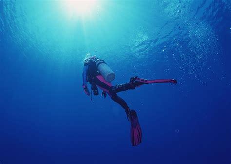 decompression limit  scuba diving