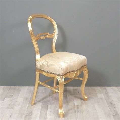 sedia luigi xv sedie barocco