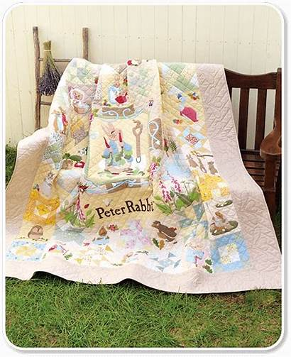Peter Rabbit Quilt Jp Hachette Beatrix Japan