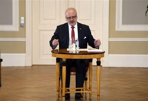 Levits: Eiropas miljardi attīstībai, ne priekšvēlēšanu solījumu pildīšanai - Neatkarīgā