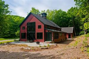 the sawyer post and beam barn home traditional With barn kits nh