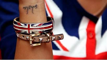 Tattoo Hand Flag Bracelets Culture Bracelet Background