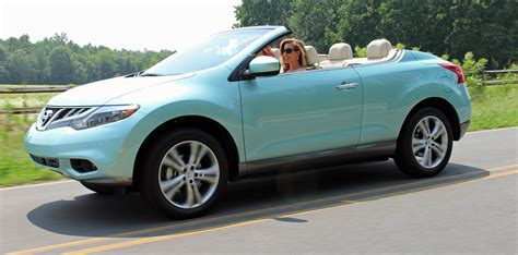 Convertible Nissan Suv by Nissan Suv Convertible Reviews Prices Ratings With