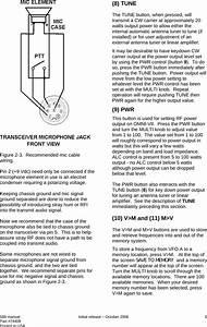 Ten Tec 588 Hf Amateur Radio Transceiver User Manual