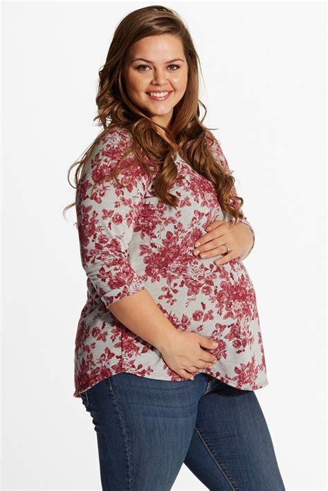 Enjoy Motherhood In Plus Size!