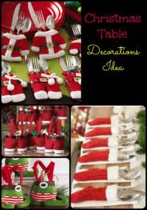 christmas table decoration ideas isavea2z com
