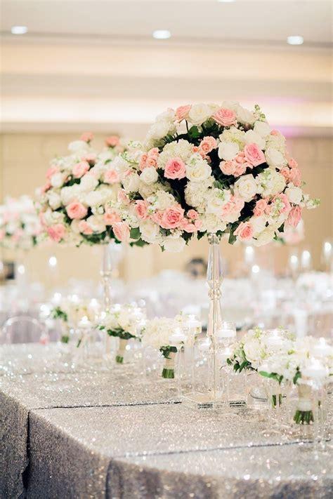 Houston Wedding: Silver And Pink Glamour MODwedding
