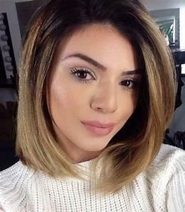 Coupe Mi Courte Femme : coupe cheveux court mi long coupe de cheveux tendance pour ~ Nature-et-papiers.com Idées de Décoration