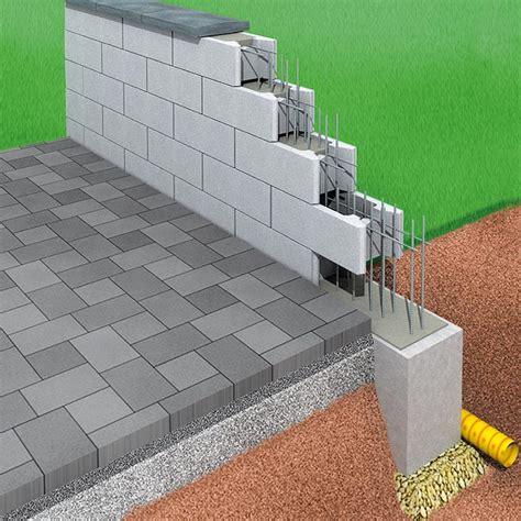 beton mauersteine in natursteinoptik neue beton schalungssteine f 252 r den garten und landschaftsbau jasto