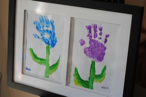 mothers day crafts  preschool babies  year olds
