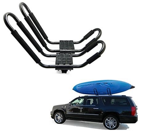 kayak carrier for car without roof rack best kayak roof rack carrier for car and automobiles
