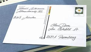 Postkarte In Die Schweiz : beispiele und tipps deutsche post briefe und postkarten ~ Yasmunasinghe.com Haus und Dekorationen