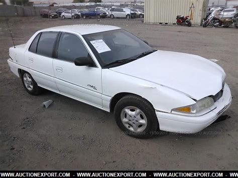 1998 Buick Skylark by Used 1998 Buick Skylark Car For Sale At Auctionexport